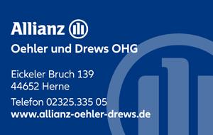 Allianzvertretung Drews und Oehler