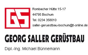 Georg Saller Gerüstbau