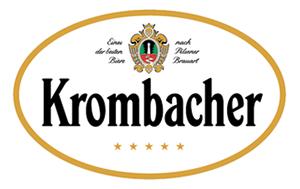 Krombacher - Eine der führenden Premiumbrauerein Deutschlands