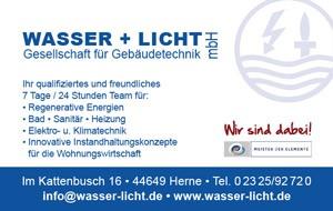 Wasser+Licht Gesellschaft für Gebäudetechnik mbH